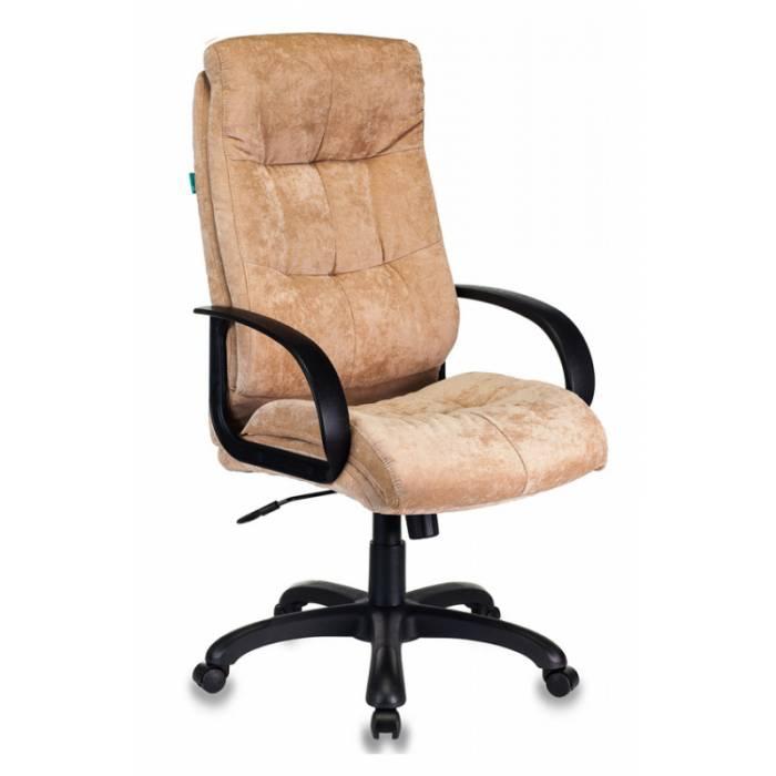Кресло руководителя Бюрократ CH-824/LT-21 песочный купить по выгодным ценам