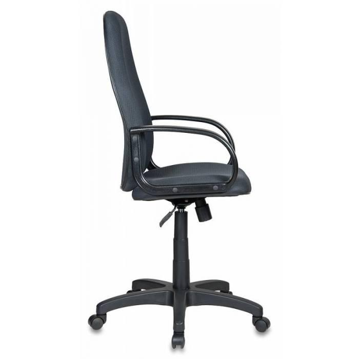 Кресло Бюрократ Ch-808AXSN темно-серый TW-12 крестовина пластик купить по выгодным ценам