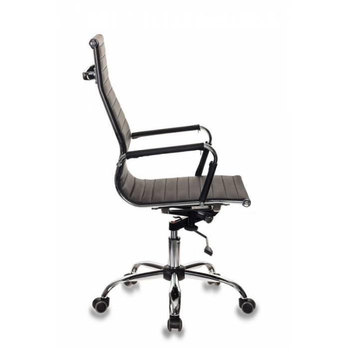 Кресло Бюрократ CH-883 черный искусственная кожа крестовина металл хром купить по выгодным ценам