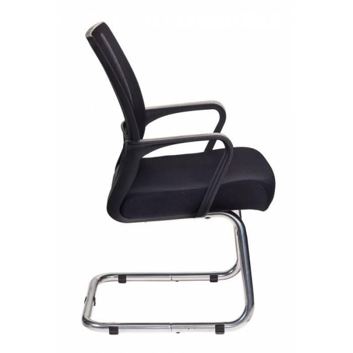 Кресло Бюрократ MC-209/B/TW-11 спинка сетка черный TW-01 TW-11 купить по выгодным ценам