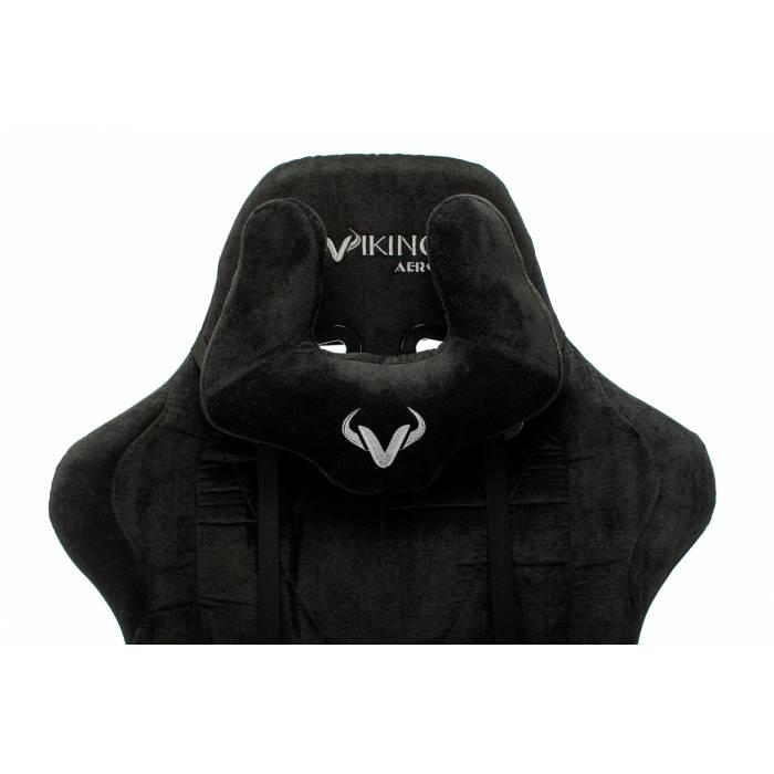 Кресло игровое Бюрократ VIKING KNIGHT LT20 FABRIC черный крестовина металл купить по выгодным ценам