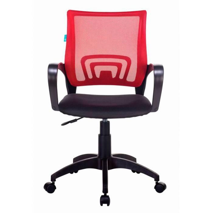 Кресло Бюрократ CH-695NLT красный TW-35N сиденье черный TW-11 сетка/ткань крестовина пластик купить по выгодным ценам