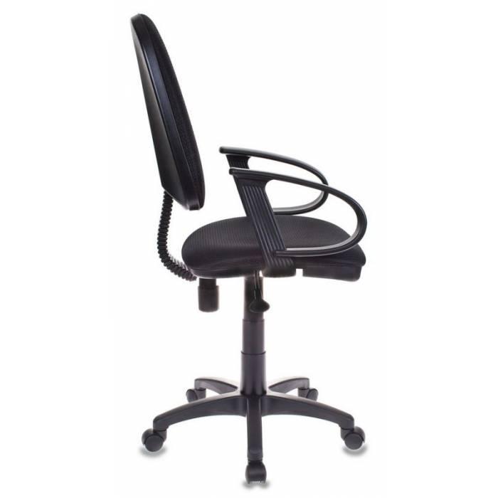 Кресло Бюрократ CH-300/BLACK черный JP-15-2 купить по выгодным ценам
