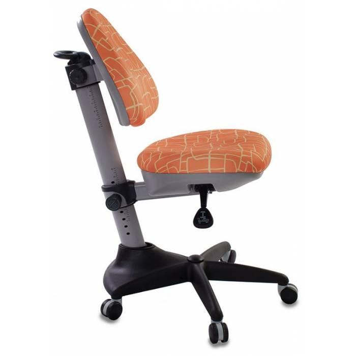Кресло детское Бюрократ KD-2/G/GIRAFFE оранжевый жираф купить по выгодным ценам