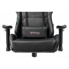 Игровое кресло Бюрократ VIKING 5 AERO Edition черный искусственная кожа с подголов. крестовина пластик