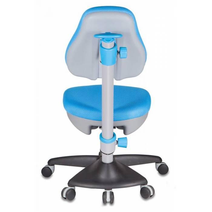 Кресло детское Бюрократ KD-2/BL/TW-55 светло-голубой TW-55 купить по выгодным ценам