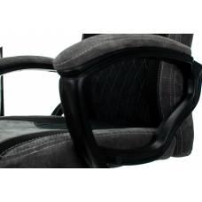 Кресло игровое Бюрократ VIKING 6 KNIGHT B FABRIC черный крестовина пластик