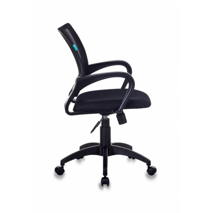Кресло Бюрократ CH-695N/BLACK спинка сетка черный TW-01 сиденье черный TW-11 купить по выгодным ценам