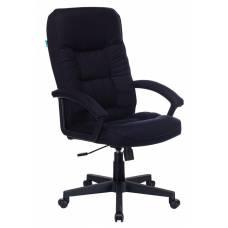Кресло руководителя Бюрократ T-9908AXSN-Black черный TS-584