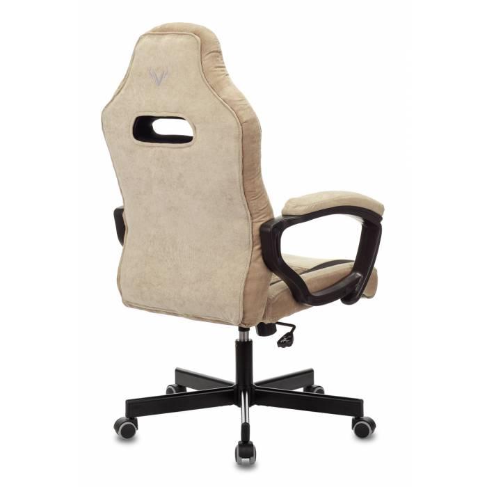 Игровое кресло Бюрократ VIKING 6 KNIGHT Fabric коричневый с подголов. крестовина металл купить по выгодным ценам