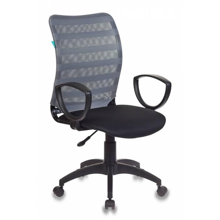 Кресло Бюрократ CH-599AXSN/32G/TW-11 спинка сетка серый TW-32K03 сиденье черный TW-11 купить по выгодным ценам