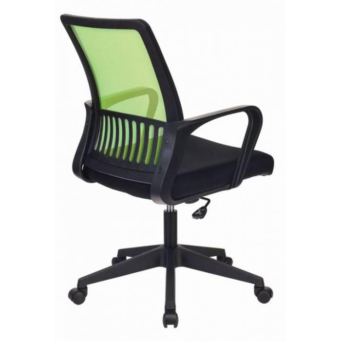 Кресло Бюрократ MC-201/SD/TW-11 спинка сетка салатовый TW-03A сиденье черный TW-11 купить по выгодным ценам