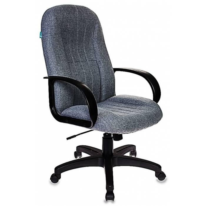 Кресло руководителя Бюрократ T-898/3С1GR серый 3C1 купить по выгодным ценам