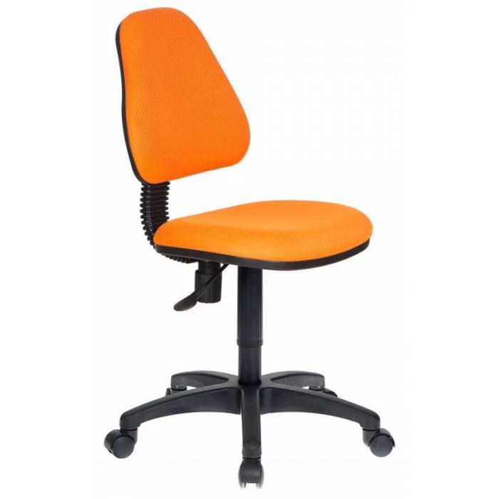 Кресло детское Бюрократ KD-4/TW-96-1 оранжевый TW-96-1 купить по выгодным ценам