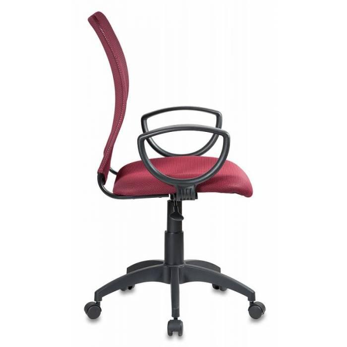 Кресло Бюрократ CH-599/DC/TW-13N спинка сетка темно-бордовый сиденье темно-бордовый TW-13N купить по выгодным ценам