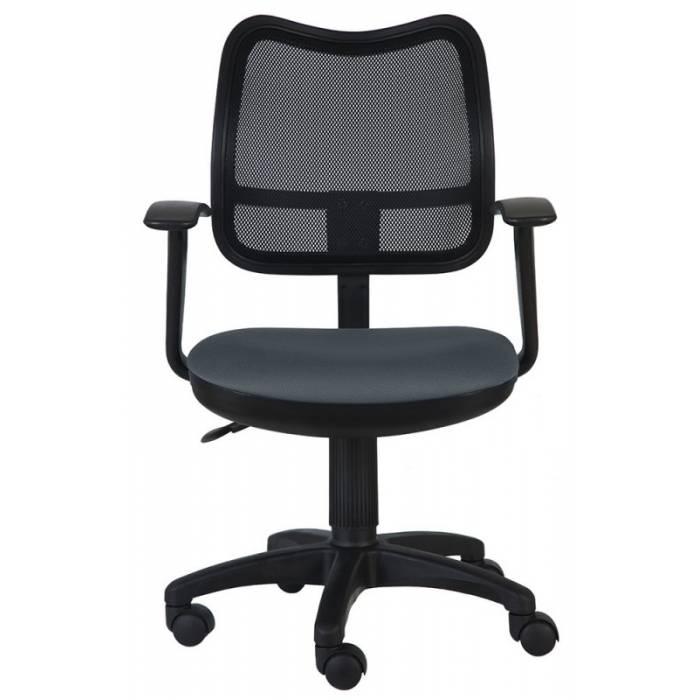 Кресло Бюрократ CH-797AXSN/26-25 спинка сетка черный сиденье серый 26-25 купить по выгодным ценам
