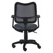 Кресло Бюрократ CH-797AXSN/26-25 спинка сетка черный сиденье серый 26-25