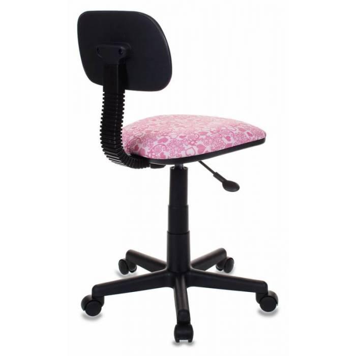 Детское кресло Бюрократ CH-201NX розовый сердца Hearts-Pk крестовина пластик купить по выгодным ценам