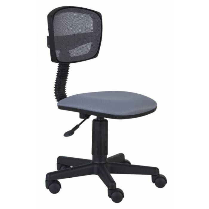 Кресло Бюрократ CH-299/G/15-48 спинка сетка серый сиденье серый 15-48 купить по выгодным ценам
