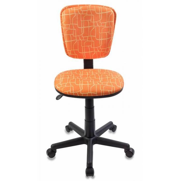 Кресло детское Бюрократ CH-204NX/GIRAFFE оранжевый жираф купить по выгодным ценам