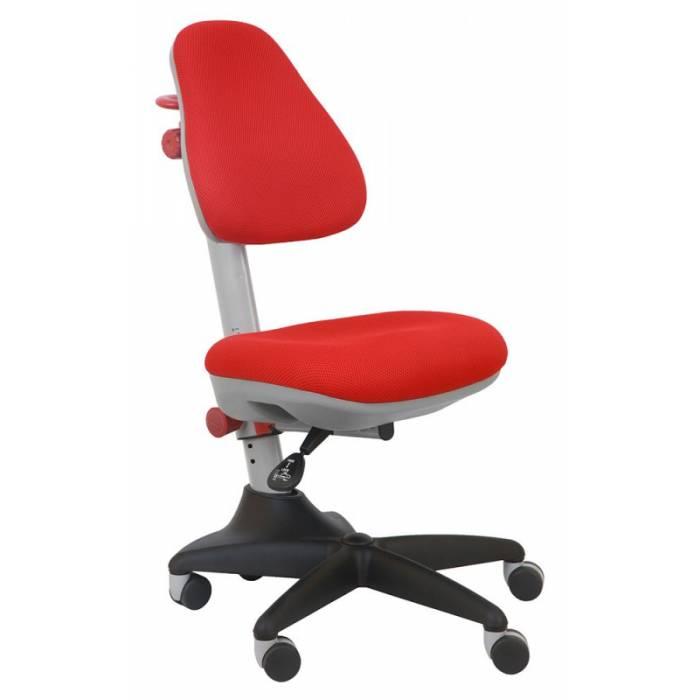 Кресло детское Бюрократ KD-2/R/TW-97N красный TW-97N купить по выгодным ценам