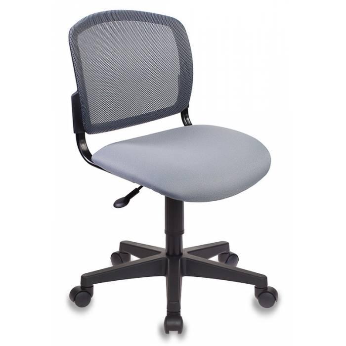 Кресло Бюрократ CH-296/DG/15-48 спинка сетка темно-серый сиденье серый 15-48 купить по выгодным ценам