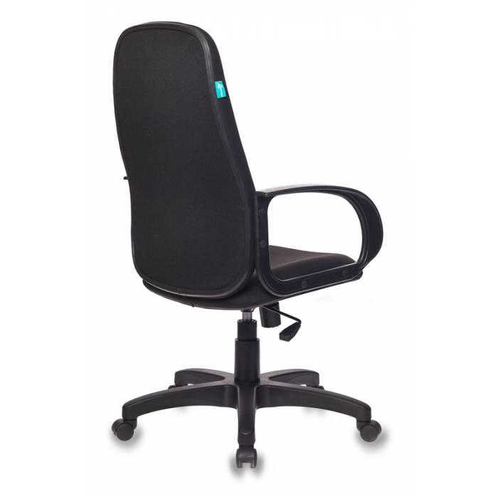 Кресло руководителя Бюрократ CH-808AXSN/#B черный 3C11 купить по выгодным ценам