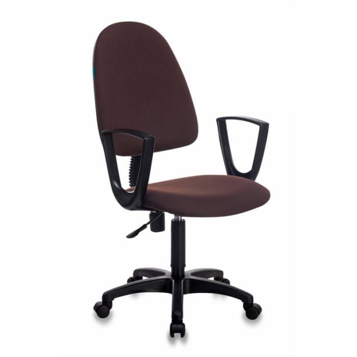 Кресло Бюрократ CH-1300N/3C08 коричневый Престиж+ 3C08 купить по выгодным ценам