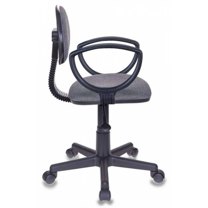 Кресло Бюрократ CH-213AXN/GREY темно-серый 3C1 купить по выгодным ценам