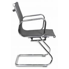 Кресло Бюрократ CH-993-LOW-V/M01 низкая спинка черный M01 сетка