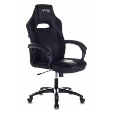 Кресло игровое Бюрократ VIKING 2 AERO BLACK EDITION черный искусственная кожа