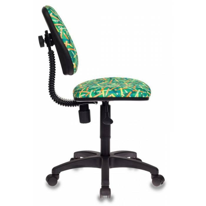 Кресло детское Бюрократ KD-4/PENCIL-GN зеленый карандаши купить по выгодным ценам