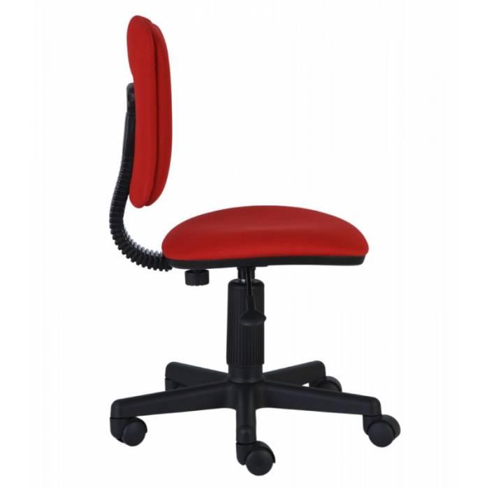 Кресло Бюрократ Ch-204NX красный 26-22 крестовина пластик купить по выгодным ценам
