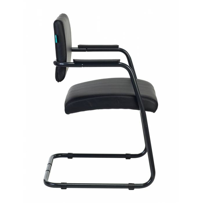 Кресло Бюрократ CH-271N-V/BLACK черный Leather Black искусственная кожа купить по выгодным ценам