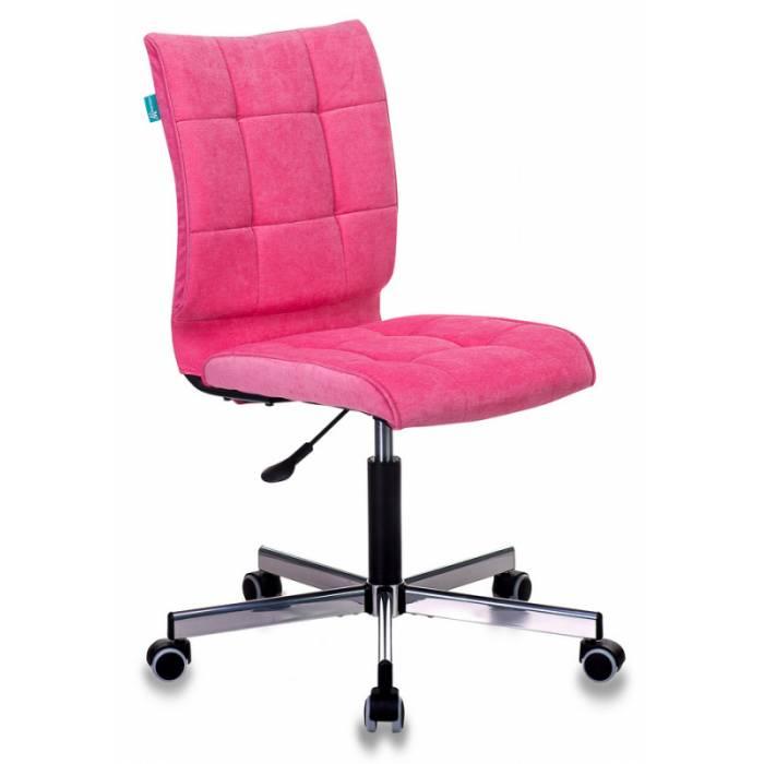 Кресло Бюрократ CH-330M/VELV36 розовый Velvet 36 крестовина металл купить по выгодным ценам