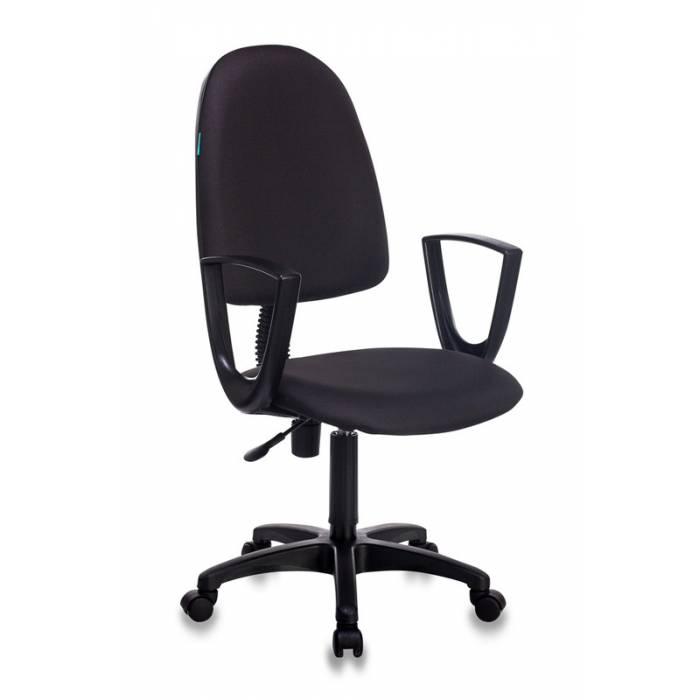 Кресло Бюрократ CH-1300N/BLACK черный Престиж+ 15-21 купить по выгодным ценам