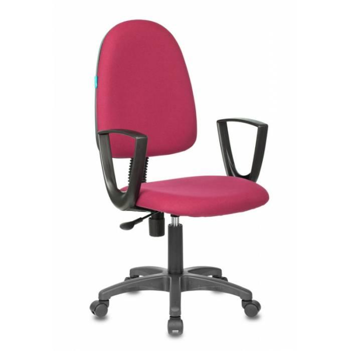 Кресло Бюрократ CH-1300N/3C18 бордовый Престиж+ 3C18 купить по выгодным ценам