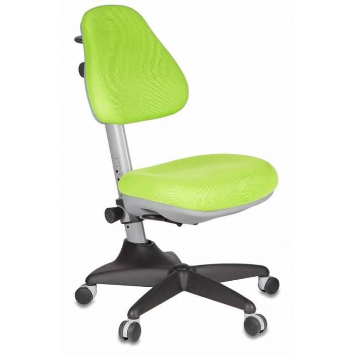 Кресло детское Бюрократ KD-2/G/TW-18 салатовый TW-18 купить по выгодным ценам
