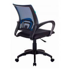Кресло Бюрократ CH-695NLT синий TW-05 сиденье черный TW-11 сетка/ткань крестовина пластик