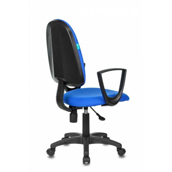 Кресло Бюрократ CH-1300N/3C06 синий Престиж+ 3C06 купить по выгодным ценам